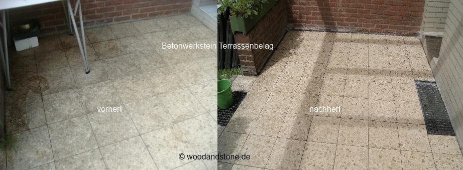 Woodandstone De Parkett Dielen Steinboden Vinyl Schleifen
